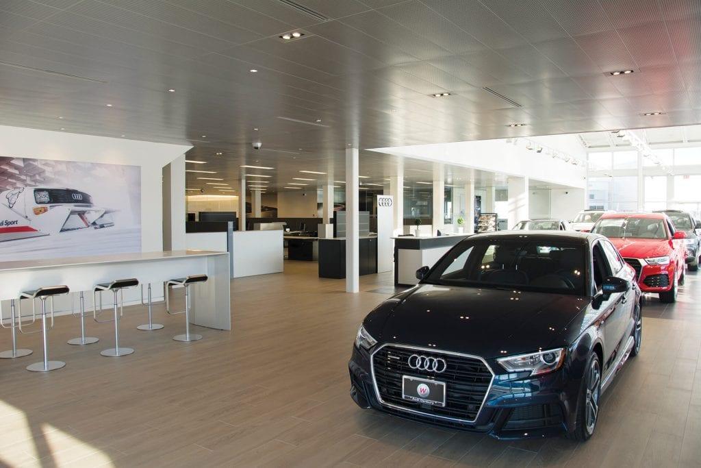 APC Weeks Audi